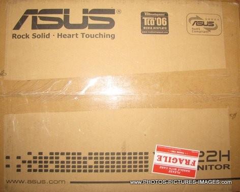 ASUS Computer Monitor Box