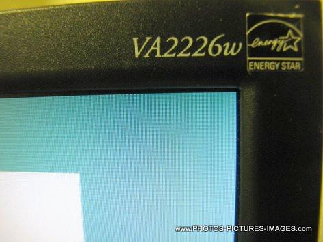 Viewsonic 22 In LCD Monitor Va2226w