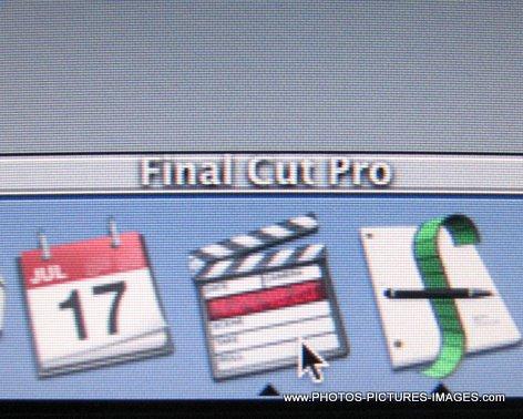 FInal Cut Pro Mac OS X Icons