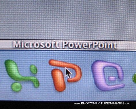 Microsoft Powerpoint Mac OS X Icons