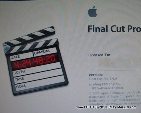 Apple Final Cut Studio Final Cut Pro 7