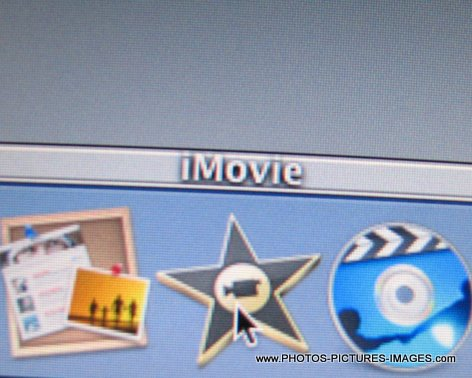 IMovie Mac OS X Icons