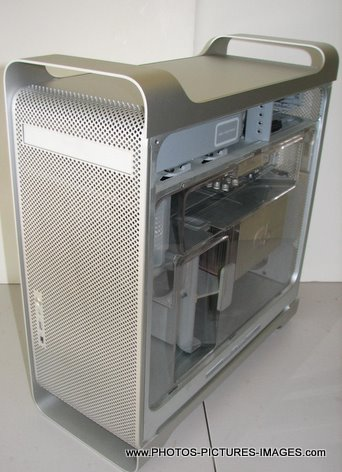 Inside Look Power Mac G5 Tower