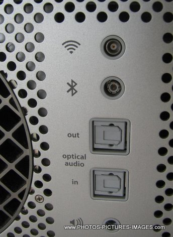 Audio Output Options Power Mac G5 Tower