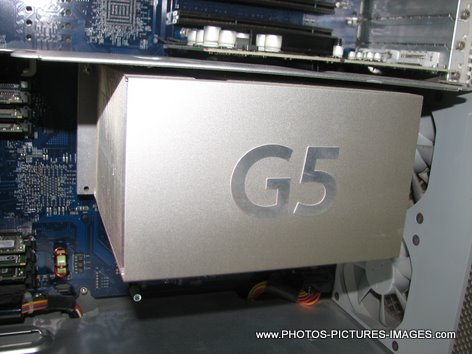 G5 Processor Power Mac G5 Tower