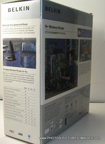 Belkin  F5D8235-4  Wireless Router