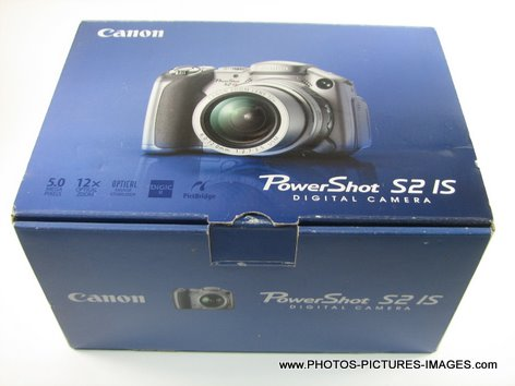 Canon PowerShot S2 IS 5 MP Digital Camera