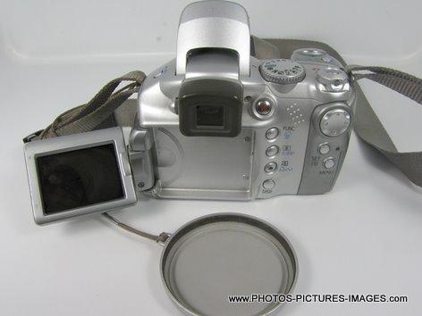 Canon PowerShot S2 IS 5 MP Digital Camera