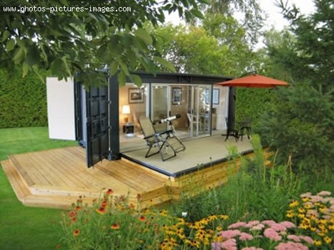 Ecopod - Mobile Shipping Container Home