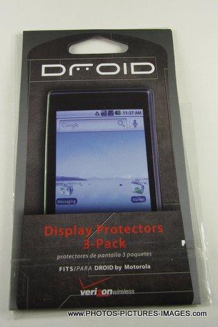 Motorola Droid A855 Screen Protector Verizon