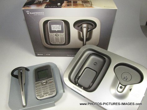 Plantronics Calisto Pro Series Cordless Phone USB VoIP Phone