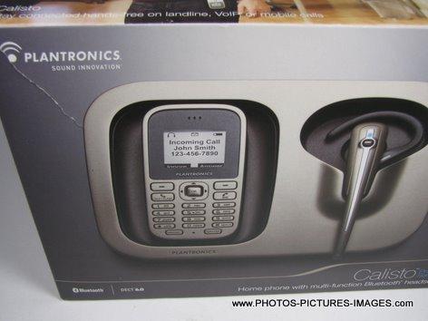 Plantronics Calisto Pro Series Cordless Phone USB VoIP Phone