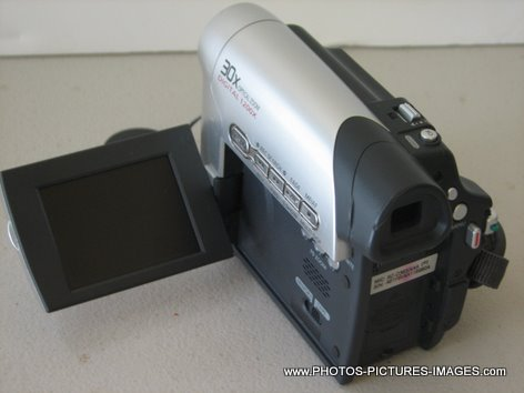 Samsung Digital Video Camera SC-D363