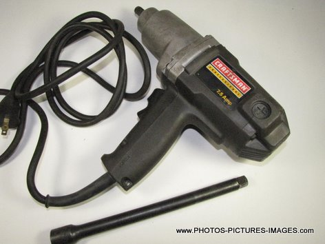 Craftsman Professional Half Inch Impact Wrench