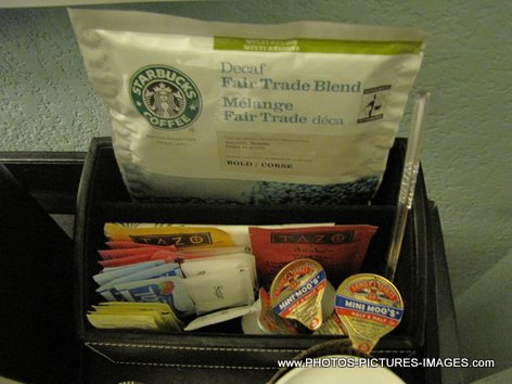 Starbucks Fair Trade Blend Hotel Coffee Center Starbucks Coffee