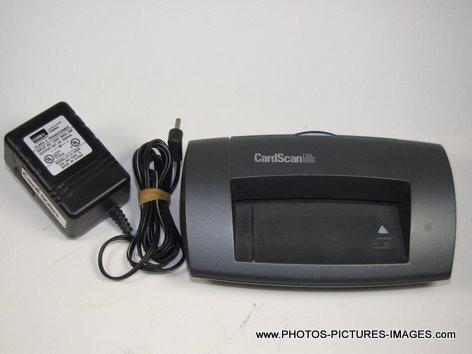 CardScan 600c business card scanner