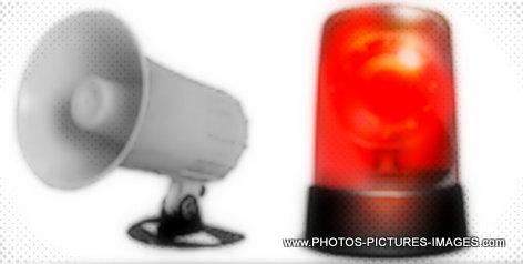 Police Sirens - Emergency Light