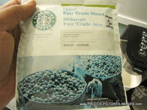 Starbucks Coffee, Fair Trade Blend