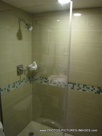 The Shower At The Westin Hotel