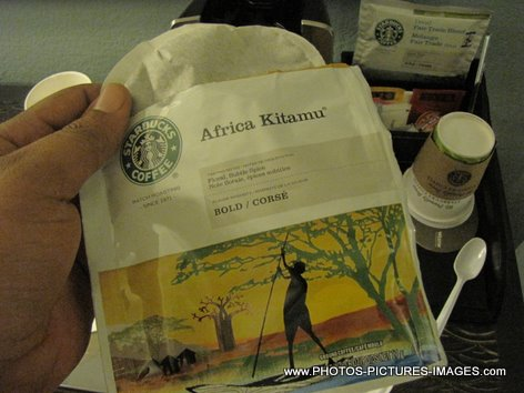 Africa Kitamu Starbucks Coffee