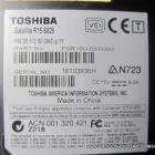 Toshiba Satellite R15 S829