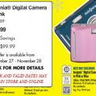 best buy coupon digital camera