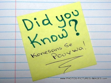 Post-it Notes - Did You Know?